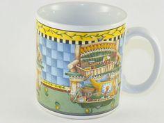 Debbie Mumm Coffee Cup