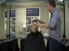 HairdressingTraining - YouTube