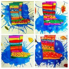 Ideas Spring Art Projects For Kids Student Kindergarten Art Education Projects, School Art Projects, Kindergarten Art, Preschool Art, Autumn Art, Autumn Crafts, Spring Art Projects, Cubism Art, Art Therapy Activities