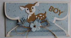 Gift Envelope, Envelope Art, Baby Cards, Kids Cards, Marianne Design, Scrap, Paper Cards, Baby Design, Diy And Crafts