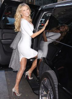 Christie Brinkley at 60 years old!