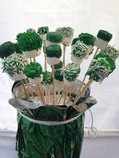 Soccer Birthday Parties, Golf Party, Soccer Party, Sports Party, 7th Birthday, Birthday Party Themes, Birthday Gifts, Patty Food, Green Party