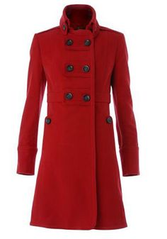 The best coats for pear shapes