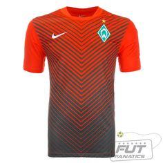 Camisa Nike Werder Bremen Away 2012