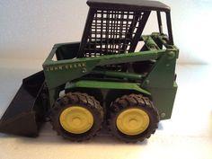 ERTL John Deere Diecast Bobcat tractor | eBay