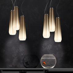 Diesel Glass Drop sospensione pendant light