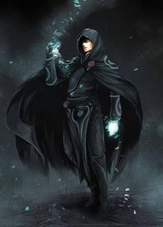 Jace the mind mage from mtg Fantasy Warrior, Fantasy Male, Fantasy Rpg, Medieval Fantasy, Fantasy Artwork, Fantasy Inspiration, Character Inspiration, Dark Fantasy, Fantasy Character Design