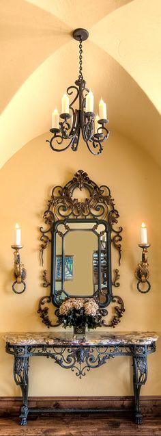 Rosamaria G Frangini | Architecture Old World, Mediterranean, Italian, Spanish & Tuscan Homes & Decor