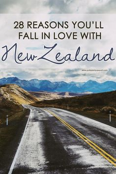 28 reasons to fall in love with New Zealand  Ready to start planning your travels? aliciasaba.com
