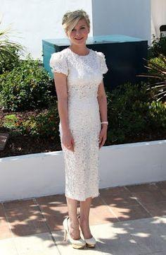 Kirsten Dunst in Dolce & Gabbana. Cannes Film Festival 2012. Best Dressed