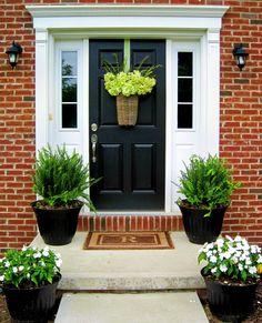 cute front door