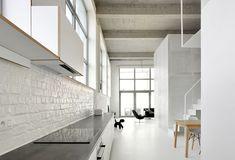 5 Lofts minimalistes ADN Architect 10