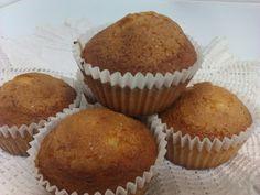 Honey Muffins - Magdalenes de mel - no tot són postres... a la cuina