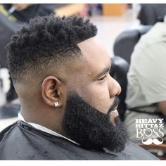 """""""Clean cut and style by @heavyhittazboss ✔✔✔ #CurlSponge save 10% with promo code: CURLSPONGE10  Diamondcuts.squarespace.com"""""""