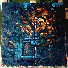 Világítás (Nana83) - Meska.hu Lombok, Painting, Art, Art Background, Painting Art, Kunst, Paintings, Gcse Art