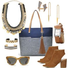 Falling for Stella & Dot's fall line by kmathews62 on Polyvore featuring Office and Stella & Dot
