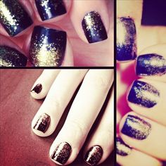 Half Moon Manicures, Pops of Patterns & More
