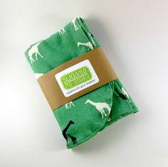 Organic baby blanket, ecofriendly swaddler, newborn baby blanket, organic baby swaddle,natural baby wrap,infant swaddler - pinned by pin4etsy.com