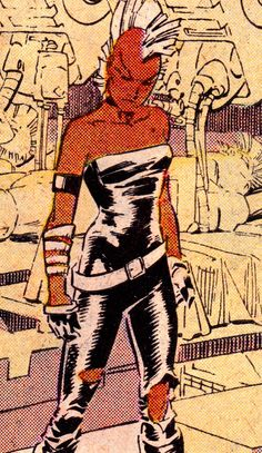 Fashion and Action: Storm