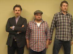 Paul F. Tompkins, Bobby Moynihan, Scott Aukerman - Comedy Bang Bang, Episode 150 (Time Bobby). AMAZING episode.