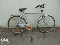 Kettler alu férfi városi kerékpár Budapest - kép 1