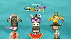 Avokiddo Emotions - App Official Trailer for iOS & Android