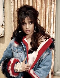 Camila Cabello for GUESS