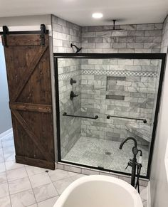 Rustic bathrooms 549228117057814517 - Master Bathroom Remodel : Designs, Tips, & Details Source by ashleywinndesign
