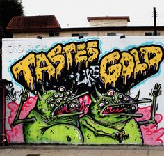 When typography meets street art: 60 top-notch examples of freehand graffiti…