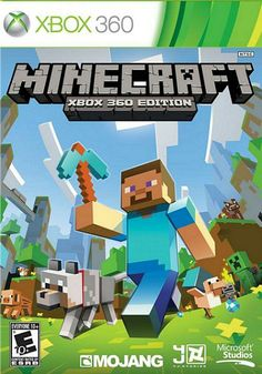 Minecraft xbox 360 is off! Number of stars: out of The infinite possibilities in Minecraft just got bigger! The gaming phenomenon comes to the console with new features designed specifically for Xbox Minecraft Video Games, Minecraft Games, How To Play Minecraft, Minecraft Party, Minecraft Characters, Minecraft Create, Minecraft Posters, Minecraft Houses, Shadow Of Mordor