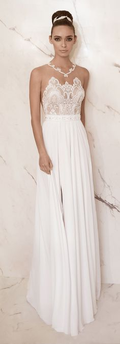 Lior Charchy 2015 Bridal Collection - Belle The Magazine 2015 Wedding Dresses, Bridal Dresses, Bridesmaid Dresses, Beautiful Wedding Gowns, Beautiful Dresses, Festa Party, Love Is In The Air, Wedding Looks, Perfect Wedding