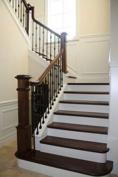 Best Tread End Caps Stairway Railings Stair Handrail 400 x 300