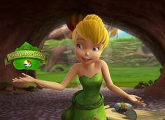 Tinkerbell & the Pixie Hollow Games..