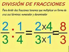 CEP Antonio de Ulloa - 6ºB: U. 7 (6º) - Multiplicación y división de fracciones