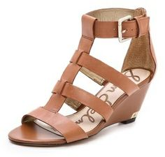 Sam Edelman Sabrina Cutout Wedges on shopstyle.com