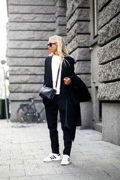 2016SSファッション情報 今旬大人スニーカーは「ホワイトorモノトーン配色」が断然正解-STYLE HAUS(スタイルハウス)