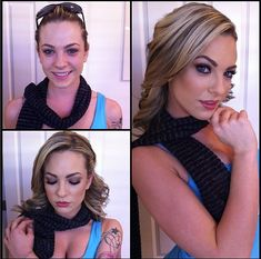 Make up is amazing!