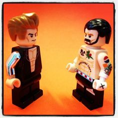Best in the World!    CM Punk vs Chris Jericho for the WWE Championship at WrestleMania 28
