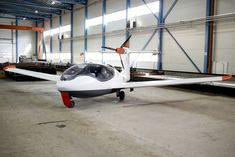 Amphibious electric aircraft prototype achieves flight out of ground effect