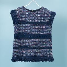 URBAN SUMMER TWEED  #coohem #tweed #knit #springfashion #madeinjapan #japanesefashion