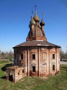 pav_leg - Майская поездка по землям Ярославским (часть I - Казанская церковь в Курбе)