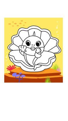 pinkfong and baby shark coloring sheet printable Theme