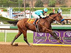 Zayat Stables' American Pharoah captured his second grade I victory with an easy win in the $300,000 FrontRunner Stakes Sept. 27 at Santa Anita Park.