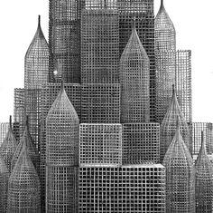 CITY SKELETON COLLECTION | SOPHEAP PICH — Patternity