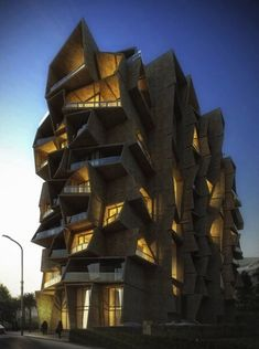 Terasa 153 in Belgrade, Serbia by Sanjay Puri Architects