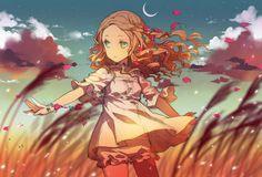 Tags: Anime, Wallpaper, Original, Pixiv, H2SO4