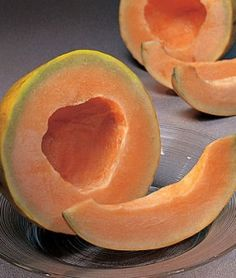 Melon Burpees Early Hybrid Crenshaw | Garden Seeds and Plants