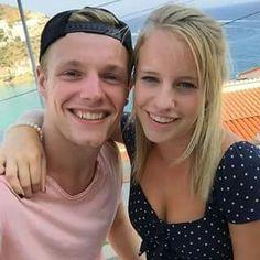 Enzo Knol, Dutch YouTuber, and Michele