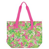 Insulated cooler bag by Lily Pulitzer $32 @ Sofia Mia store in Monroe, CT
