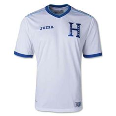 Their jerseys are white with blue accents. | 11 Things You Need To Know About Honduras' World Cup Team